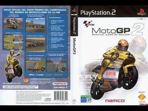 Ps2 MotoGP 2