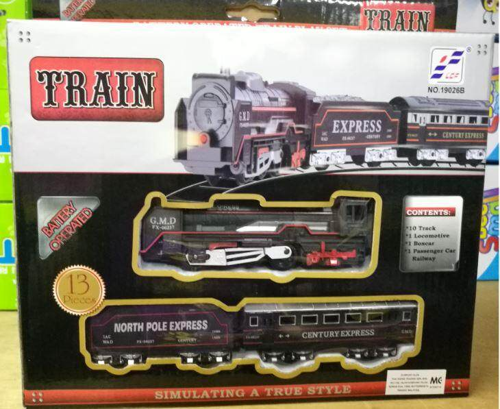 Kids Toy - Train toys education