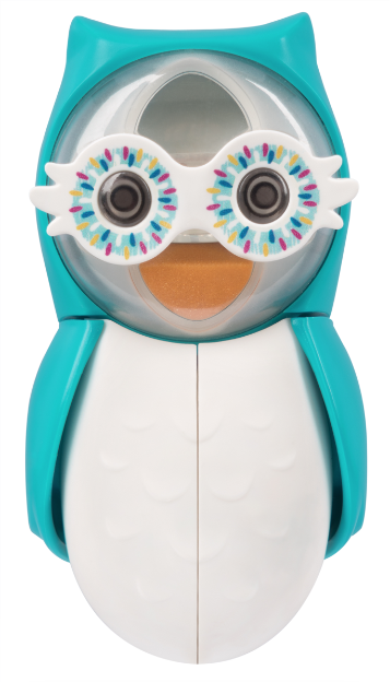 Flipper Tooth Brush Holder - OWL