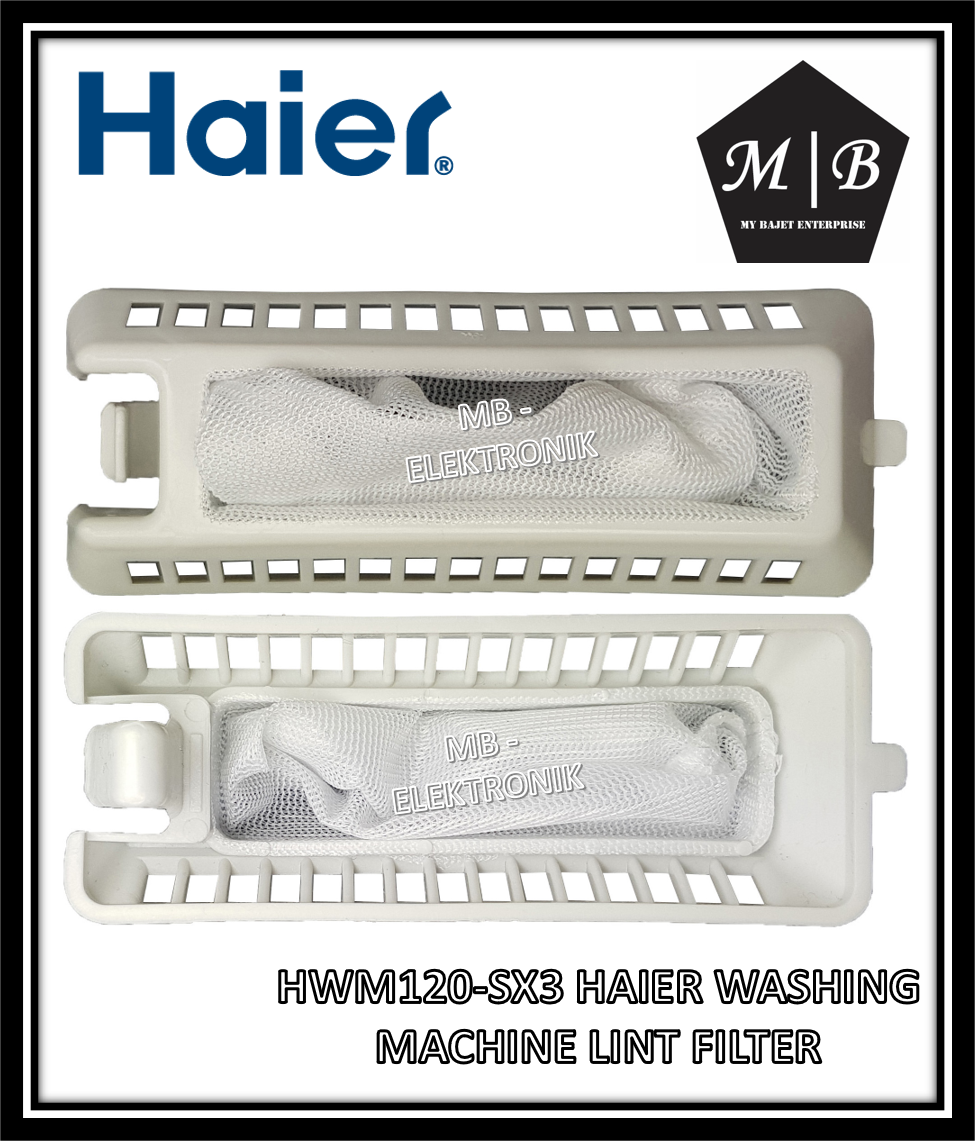 {1 PCS} HAIER/SHARP/SINGER WASHING MACHINE LINT FILTER HWM120-SX3 HWM80-SX3 HWM70-SX3 HWM60-SX3 HWM70-SX1 WT5170 WT5110 ES-T7015 ES-T708 HWM100-SX1