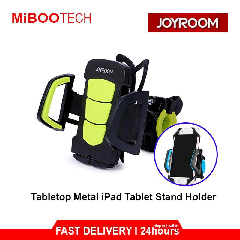 [Miboo] Joyroom Long-Distance Cycling Bike Mount Holder Phone Holder Mobile GPS Phone Holder Safety Use (ZS123) Suitable All Type Device (iP XS Max / Note 10 etc.) - BlackGreen
