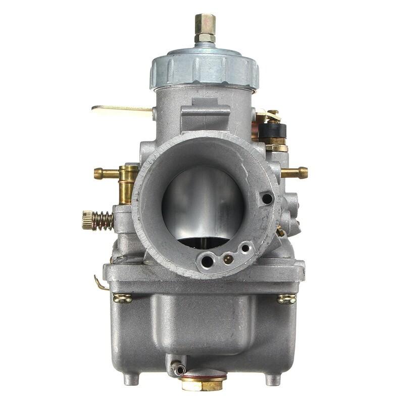 Engine Parts - OEM Carburetor Carb Assembly SET For 1996-2009 YAMAHA YFM350 350 (Fits: Yamaha) - Car Replacement