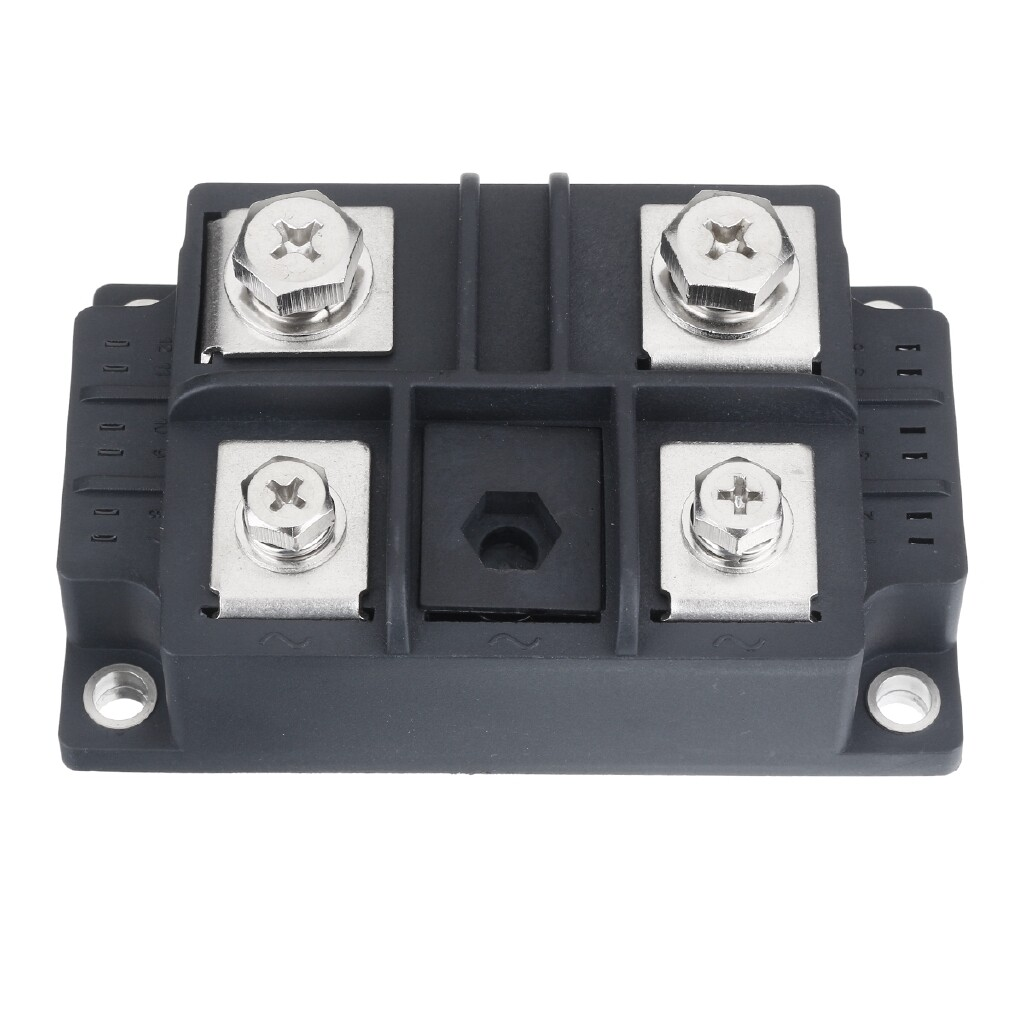 Engine Parts - MDQ-300A-16 300A Amp 1600V Single-Phase Diode Bridge Rectifier Module GL - Car Replacement