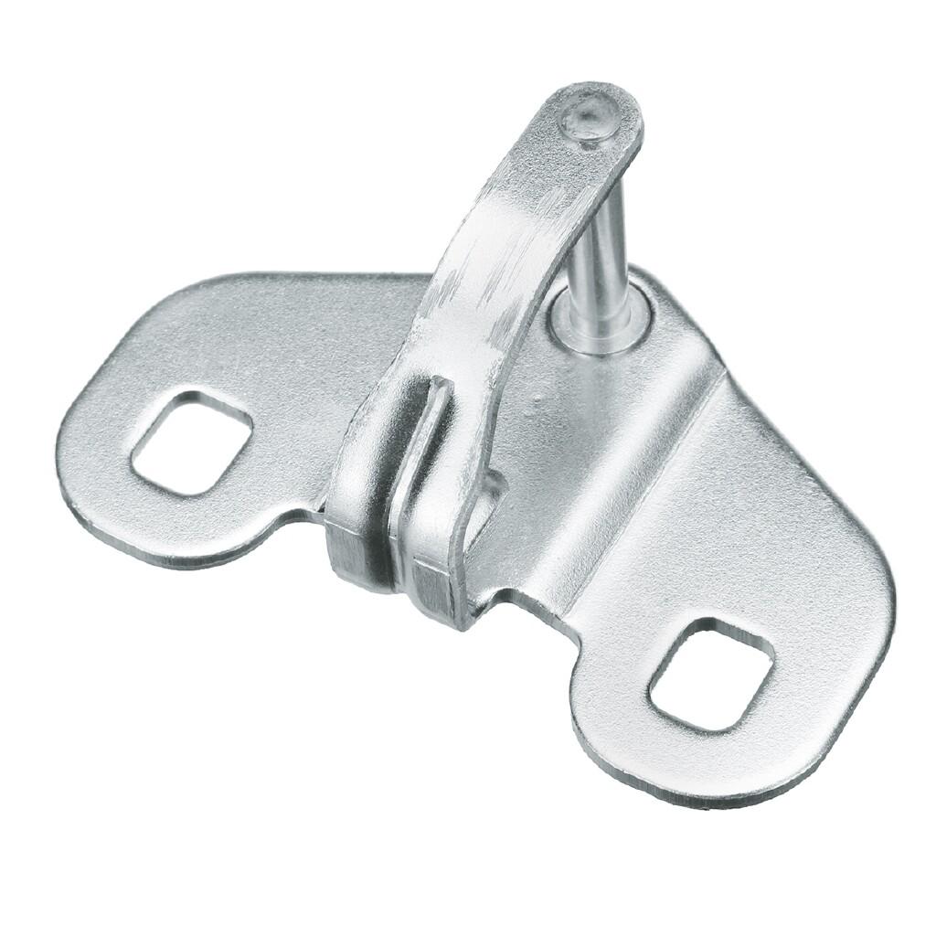 Car Accessories - Bottom Rear Door Catch Striker Plate For Fiat Ducato Citroen Relay Peugeot Boxer - Automotive