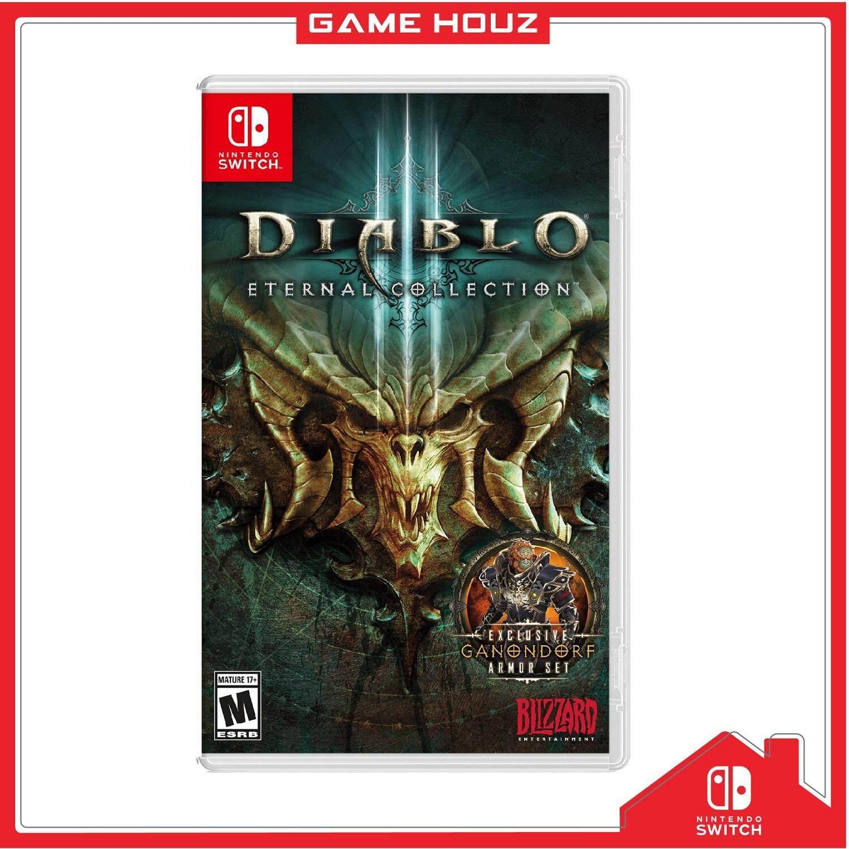 (Switch) Diablo III: Eternal Collection (US/ENG)