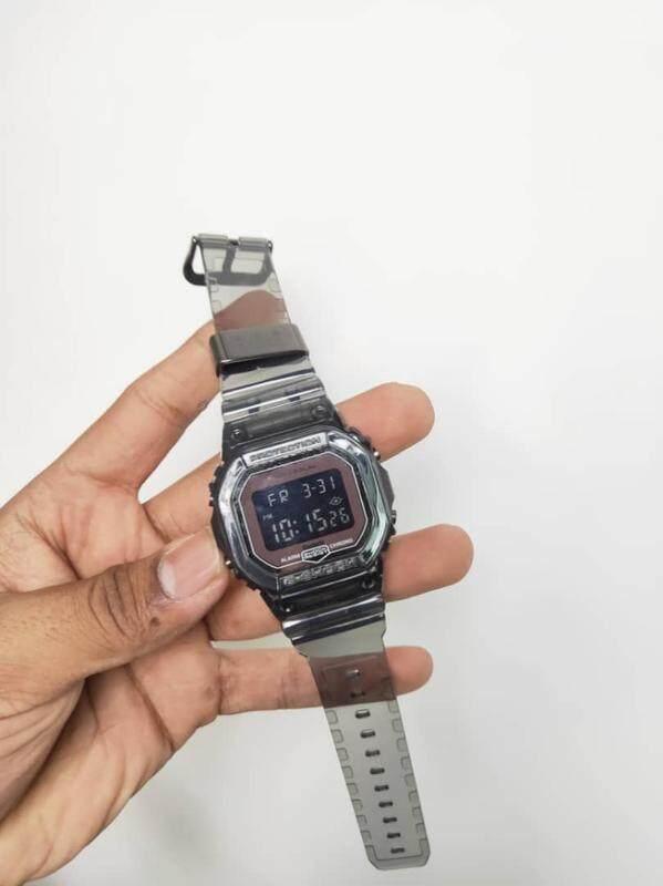 Fashion Sport Collectio Casio_G_SHOCK_DW Digital Time Display Fashion Casual Watch For Unisex