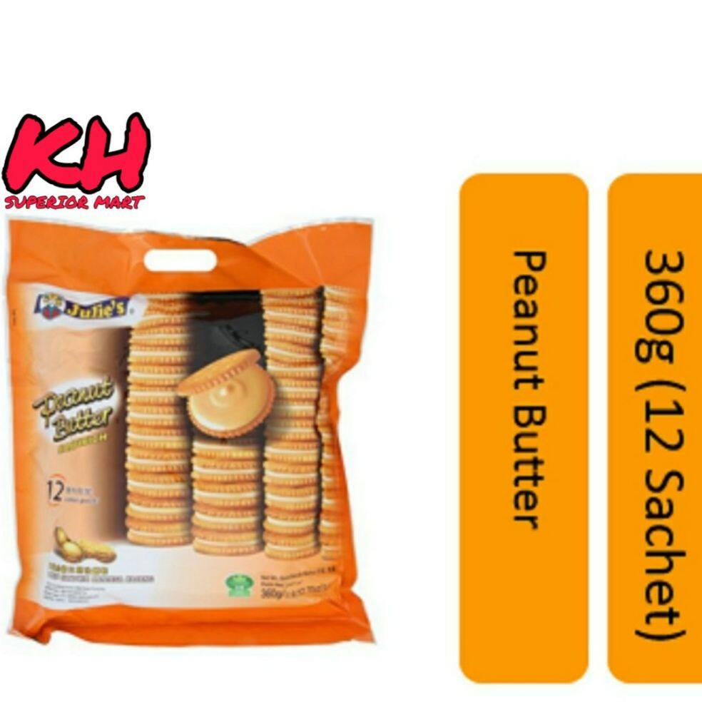 JULIE'S PEANUT S/W CONVENIENT PACK 360G