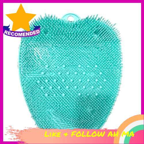 Best Selling Scrubber Skin Exfoliating Pad Calluses Remover Foot Feet Cleaning Massage Brush for Washing Showing Spa Home Daily Use (Green)
