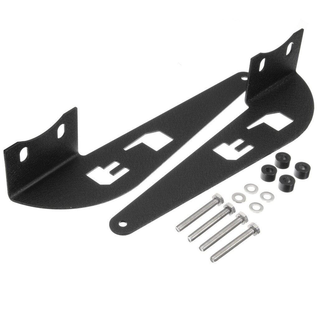 Car Lights - 52 LED Light Bar Light Bar Mount Straight Bar Brackets for Toyota Cruiser F - Replacement Parts