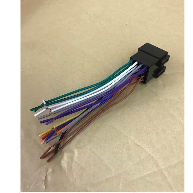 OEM Car Audio Player Soket For Proton / Hyundai / Volkswagen