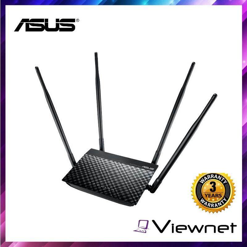 Asus RT-N800HP N800 High Power WiFi Gigabit Router / AP