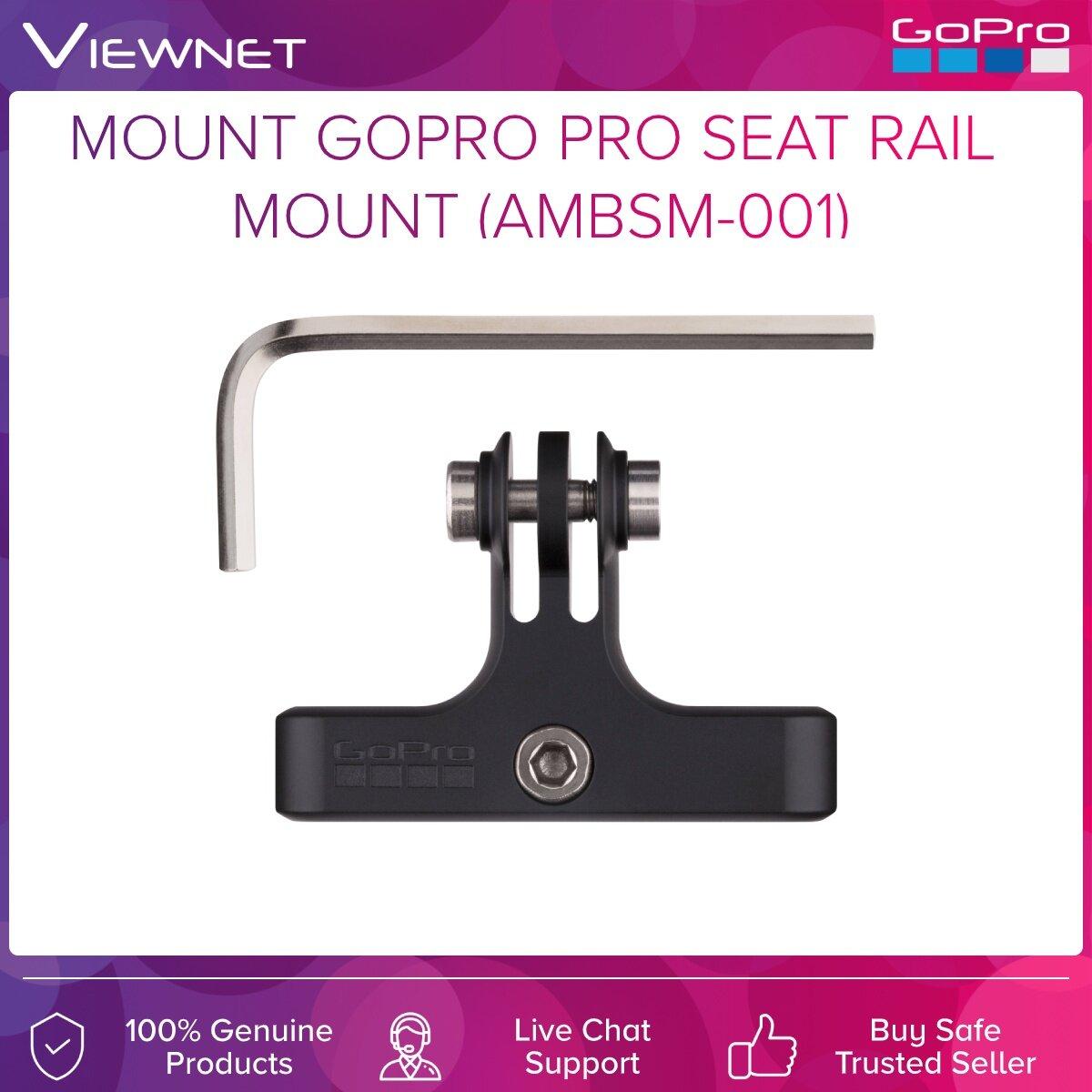 GOPRO PRO SEAT RAIL MOUNT (AMBSM-001) GOPRO MOUNT