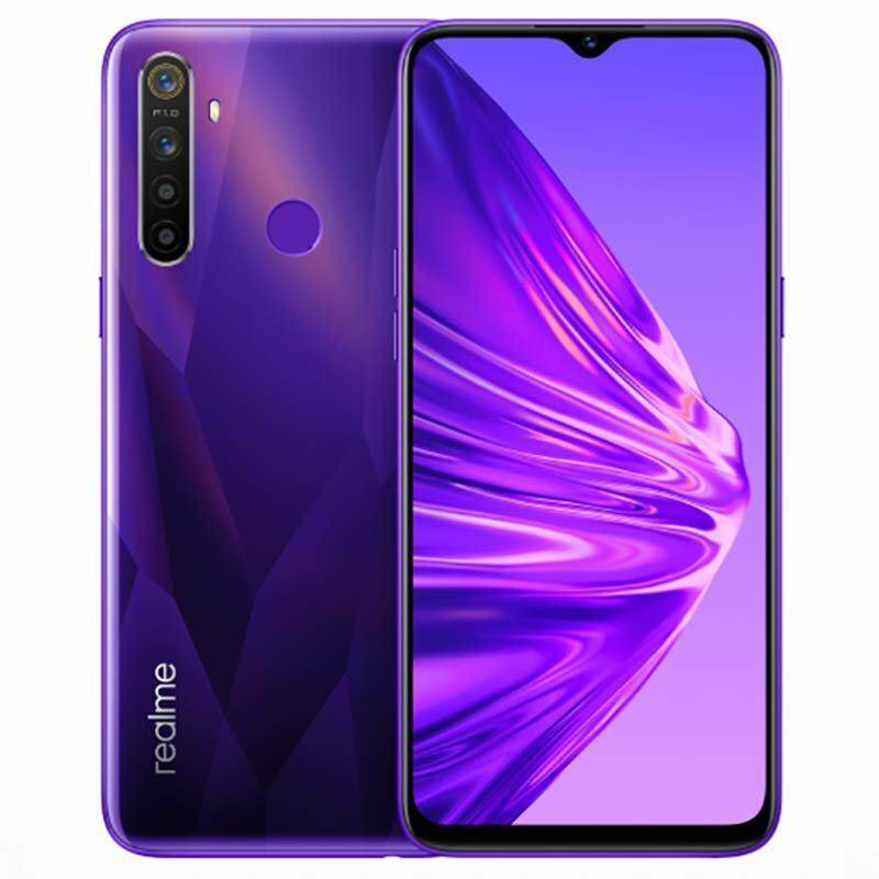 ( Exclusive) realme 5 3GB RAM + 64GB ROM Smartphone with 1 Year Realme Official Warranty + Free Gift