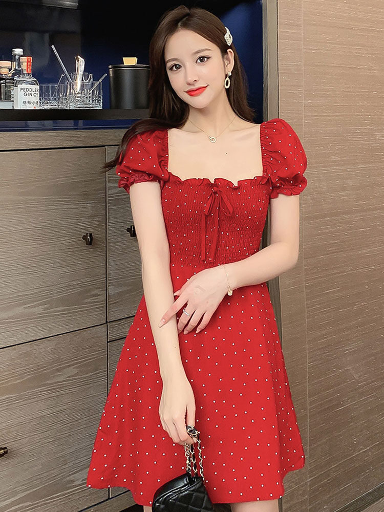 (Pre Order ETA 15/5) JYS Fashion Korean Style Women Dinner Dress Collection 543 - 8498