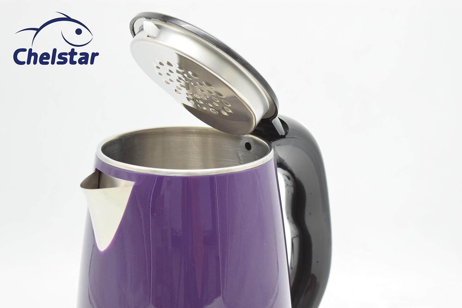 Chelstar Cordless Electric Stainless Steel Jug Kettle (SK-18)