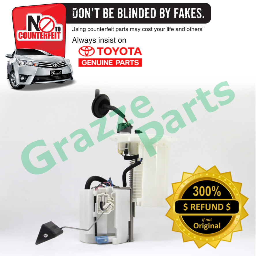 Toyota Original In Tank Petrol Fuel Filter 77020-47080 Toyota Prius 1.8 (Please give Chassis to Confirm...)