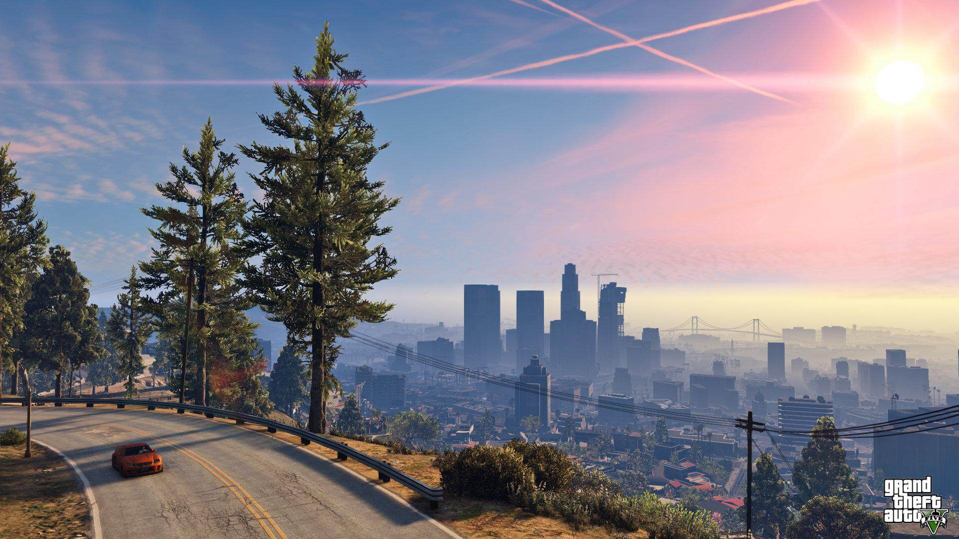 (PS4) Grand Theft Auto V (R3/ENG/CHN)