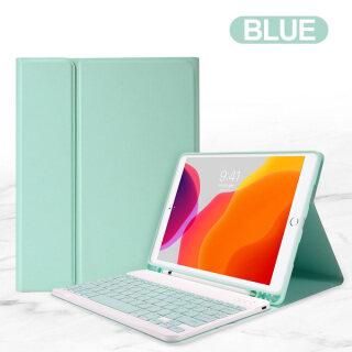 Ốp Lưng Bàn Phím Bluetooth Cảm Ứng HOCE, Ốp Thông Minh Bàn Phím Cảm Ứng Ma Thuật Bao Da Phẳng Thích Hợp Cho iPad 10.2 2020 2019 Air 10.5 Pro 10.5 thumbnail