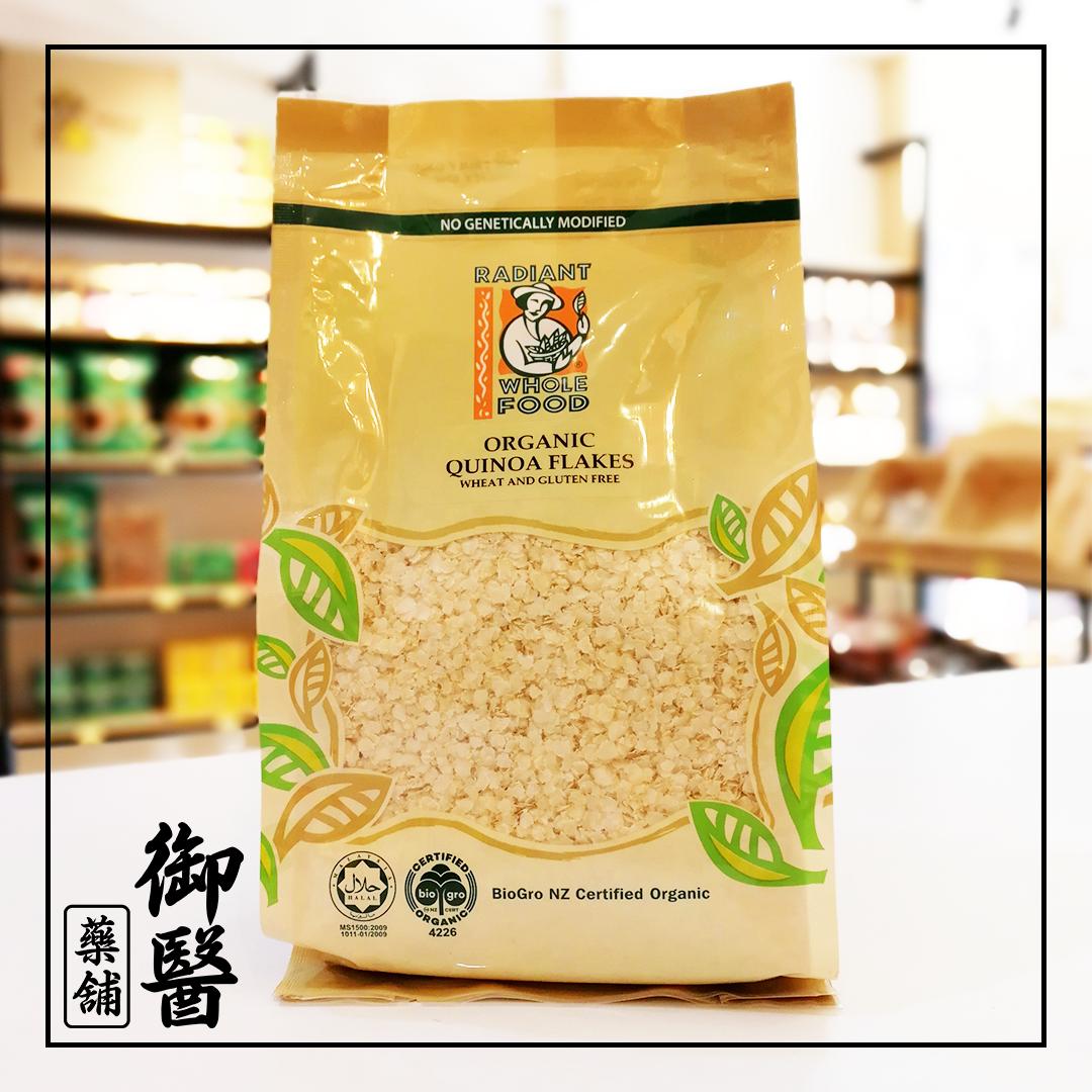 【Radiant】Organic Quinoa Flakes - 300g