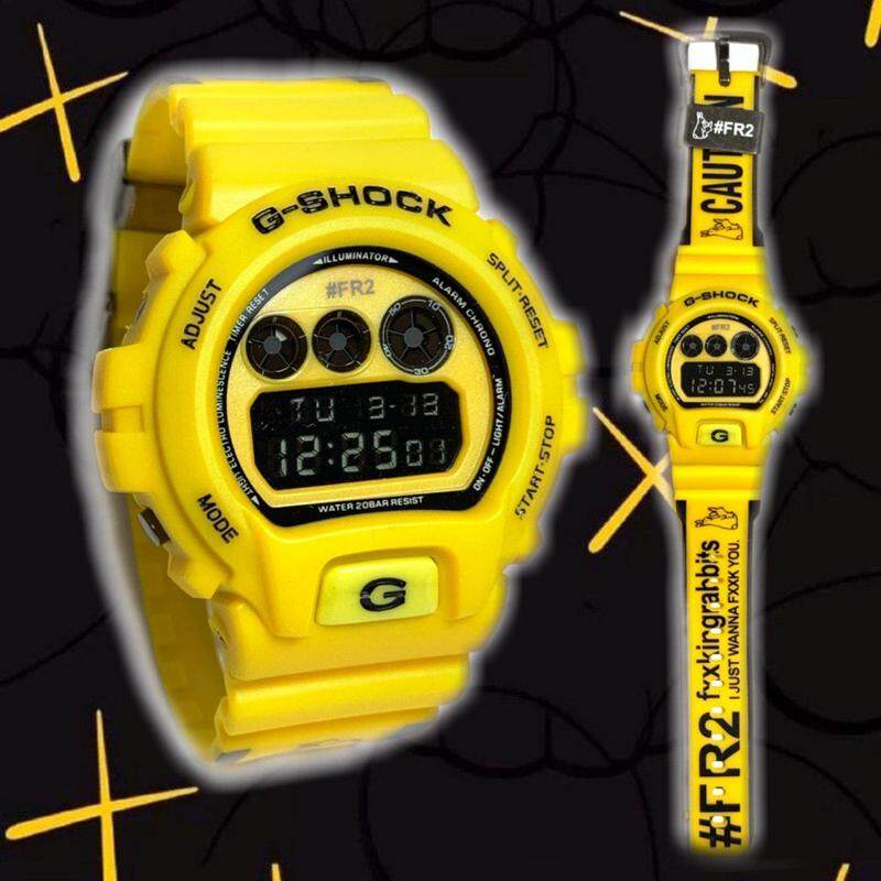 New Arrival Sport Collection Casio_G_SHOCK_DW Digital Time Display Fashion Casual Watch For Unisex
