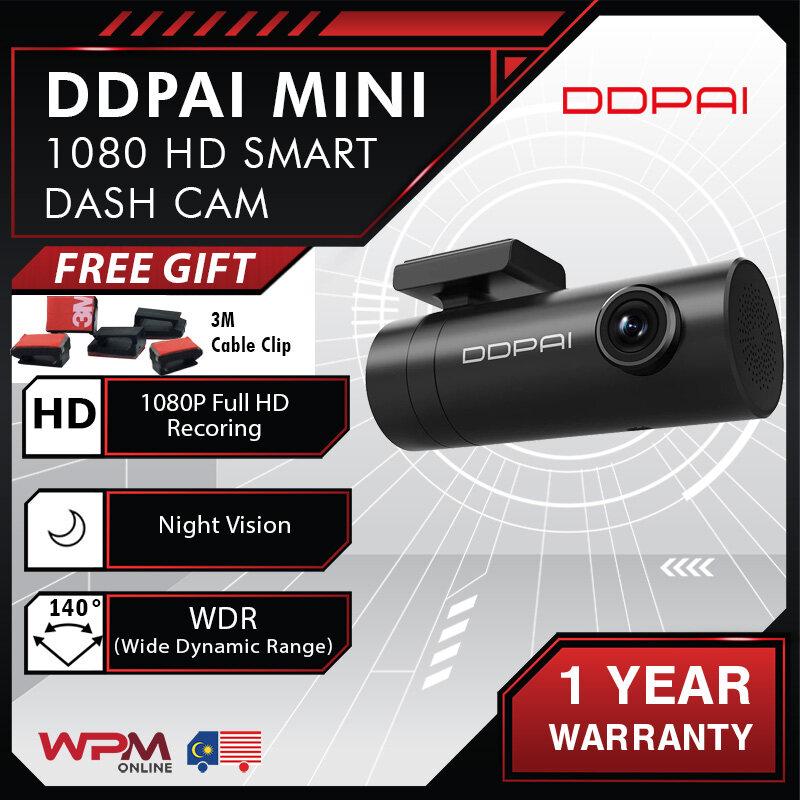 DDPAI Dash Cam Mini 1080P HD DVR Hidden Car Camera Android IOS Wi Fi Auto Drive Vehicle Video Recorder Parking Monitor Night Vision Dash Cam