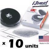 10 units  AE Finger print Pad LE2R / Thumbprint Pad Black / USA Import Good Quality Thumb Print Fingerprint -I JIMAT