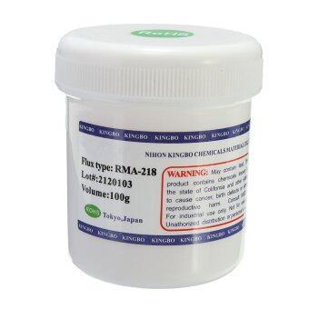 100g PCB BGA SMD Welding RMA-218 Reballing Repair Flux Grease Paste Solder Oil