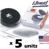 5 units AE Finger print Pad LE2R / Thumbprint Pad Black / USA Import Good Quality Thumb Print Fingerprint -I JIMAT