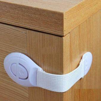 Harga 5Pcs Baby Drawer Lock for Kids Protector Safety On Cabinet Lock