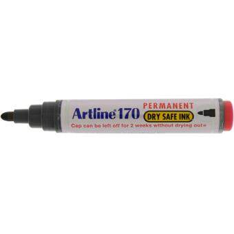 Artline 170 Marker Pen - Red