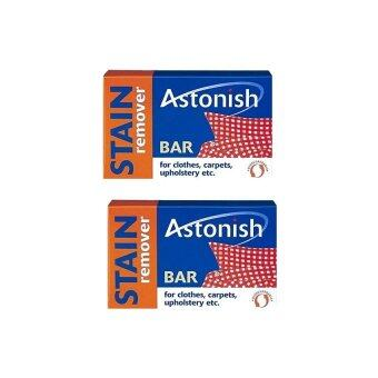 Astonish Stain Remover Bar 75g (Twin Pack)