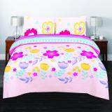 BC: QUEEN /KING Fitted Sheet Set- 100% Cotton Rich-330 TC: (Basic-878)