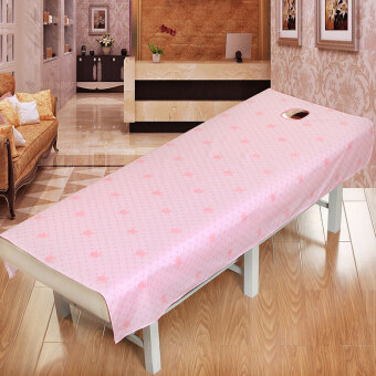 Harga Beauty Salon beauty body massage bed waterproof anti-oil linen