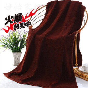 Beauty Salon the Right to Health fire treatment towel large bath towel cotton Foot Hotel hotel bath health towel Foot sweat steaming