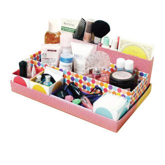 Harga Cosmetic Storage Box Container Organizer