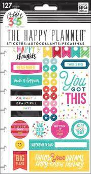 Harga Create 365 Happy Planner Stickers - Happy Brights