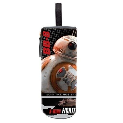 Disney Star Wars Round Pencil Bag - BB8 Droid