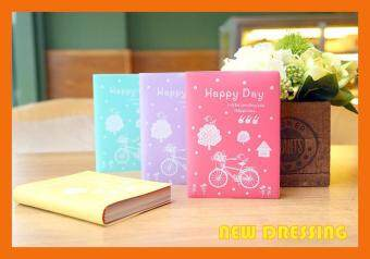 Harga DR001 - A6 Happy Day Colourful Notebook (Yellow)