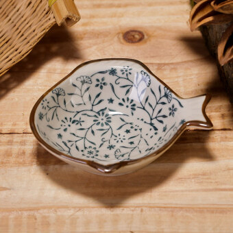 Harga Fashion ceramic Japanese-style fish dish