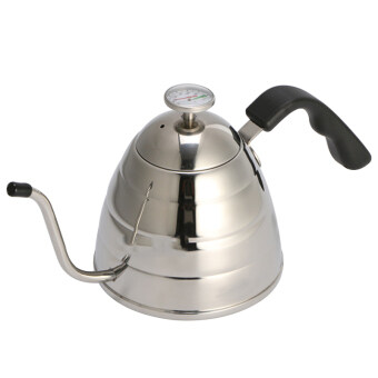 Harga Fashion Design Stainless Steel Tea and Coffee Pot Coffee MakerSpout Drip Kettle Hot Water for Barista