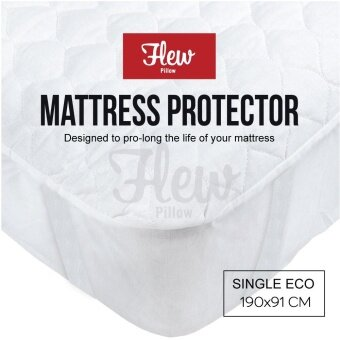 Harga Flew 3 Layer Mattress Protector - Single Mattress (3 ft)