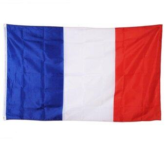 French Flag 3x5 90x150cm 3x5' Polyester France The French Republic Banner SPORTS