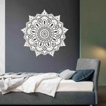 Gethome Mandala Indian Buddhism Art Deco Wall Decal Stickers