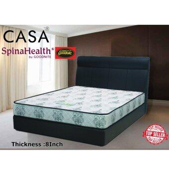 Harga Goodnite Spinahealth Thick 8Inch Posture ISpring Queen Mattress Only