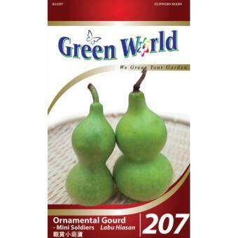 Features Green World Bottle Gourd Jade Stick 10 Seeds Dan Harga