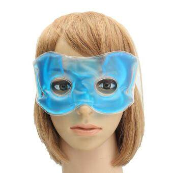 Harga Gel Eye Mask Cold Pack Warm Hot Heat Ice Cool Soothing Tired Eyes Headache Pads