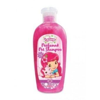 Harga DR PETS STRAWBERRY SHORTCAKE STRAWBERRY WISH CAT PERFUMED PET SHAMPOO