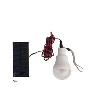Harga Portable Solar Power LED Bulb Lamp Outdoor Lighting Camp Tent Fishing Light