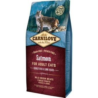Harga Brit Carnilove Cat Adult Salmon Grain-Free (2KG)