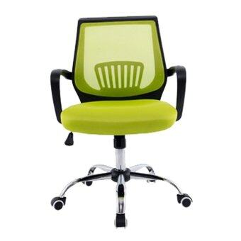 Harga Ergonomic Computer Chair (Green)
